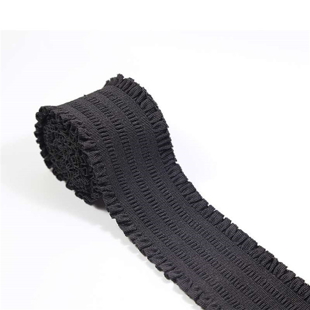 5CM Lace Elastic Band Webbing Jacquard Elastic Band Elastic Band Trousers Belt Elastic Skirt Accessories